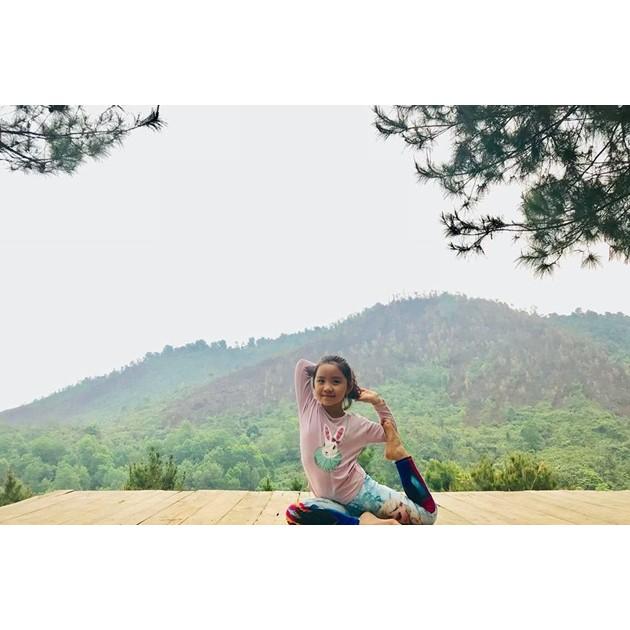 Hà Nội [Voucher] - Khóa trải nghiệm 03 buổi Yoga Kids tại Việt Nam Yoga Center