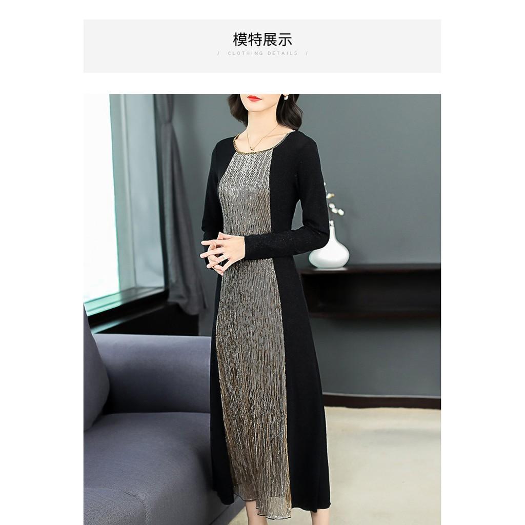Váy đầm trung niên DB12