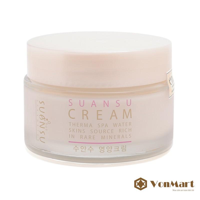 Kem dưỡng trắng và mềm da Enesti Suansu Cream Cao cấp Hàn Quốc 50g