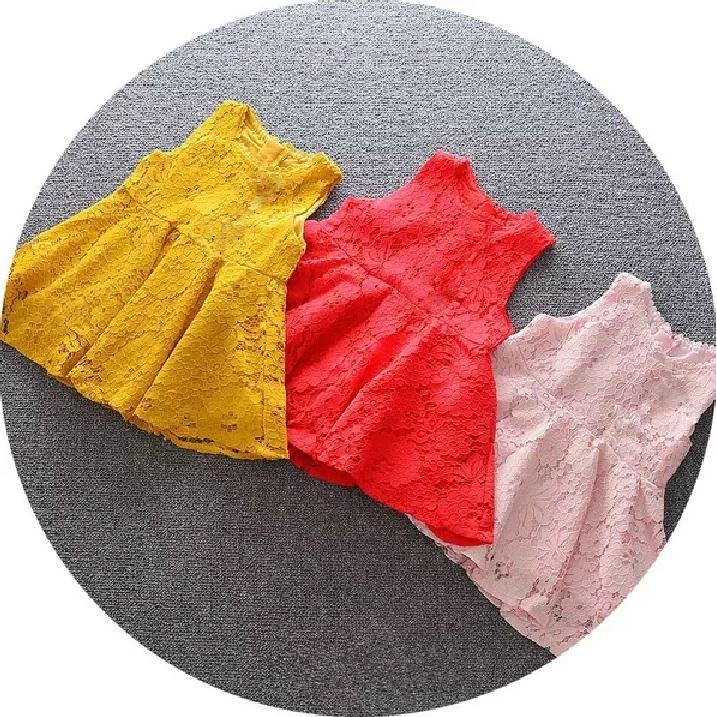 Váy bé gái qate75