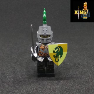 LEGO Green Dragon Knight - 519
