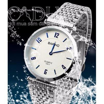 Đồng hồ nam thanh lịch siêu mỏng