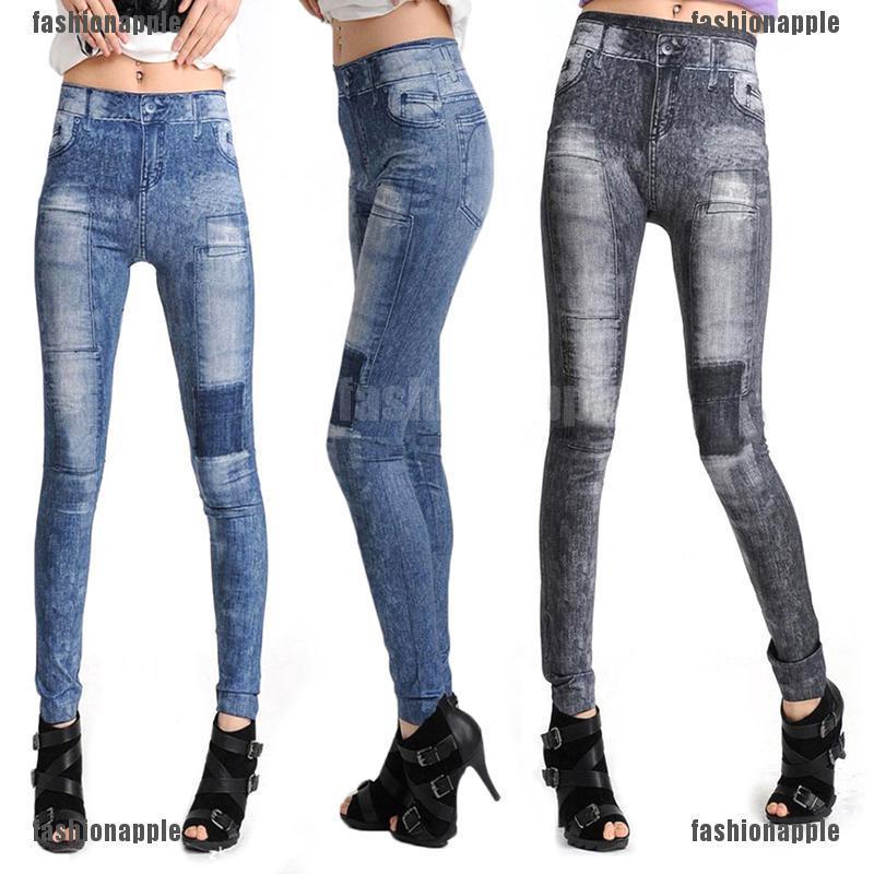 Quần jeans ôm sát thời trang dành cho nữ