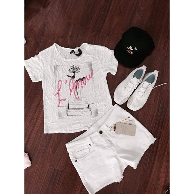 Áo phông H&m