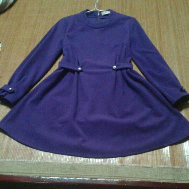 Đầm bo eo