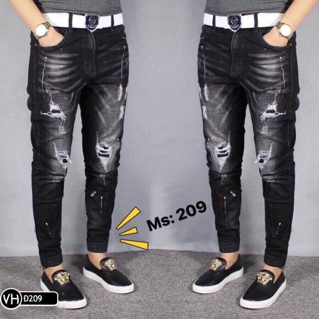 Quần jean nam cao cấp size 28-32