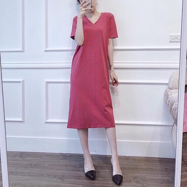 RẺ VÔ ĐỊCH  SALE SALE 20%  HÀNG QUẢNG CHÂU  Váy suông xoắn lưng