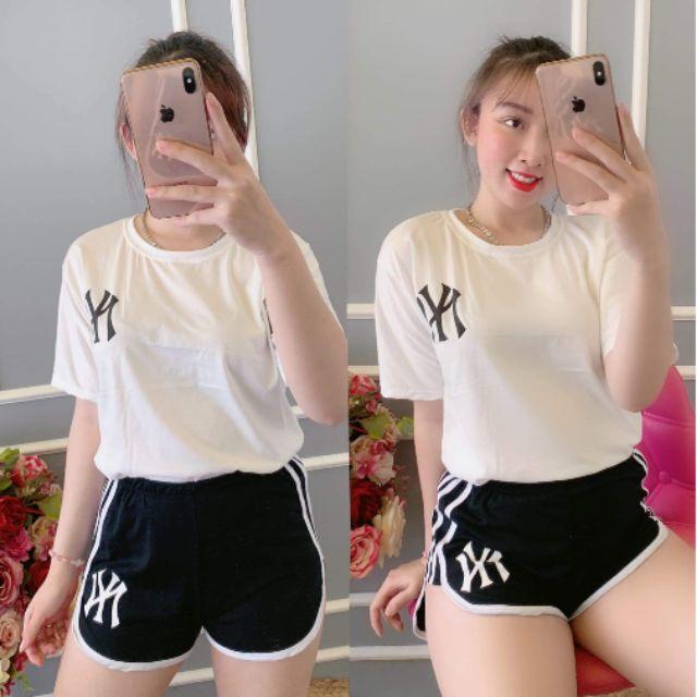 Set thể thao áo + quần short