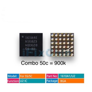 Combo Sale 50c IC U2 iPhone 5S