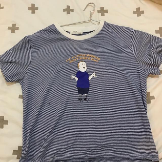 áo thun ngắn (áo đã mặc qua 1 lần)