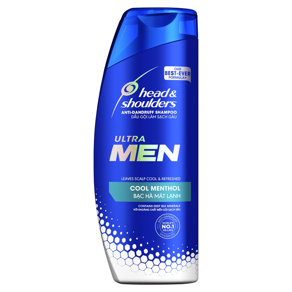 [MKB Gift] Dầu gội Head and Shoulder Ultra Men 315ml
