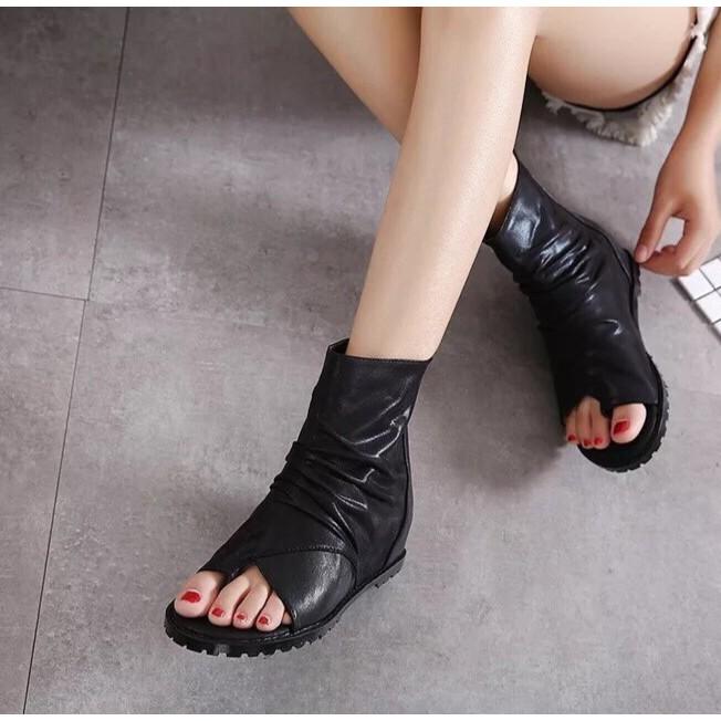 Giày kiểu dáng mới phong cách châu âu và mỹ