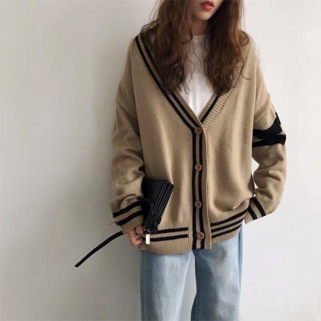 Cardigan nữ dáng Hàn Quốc