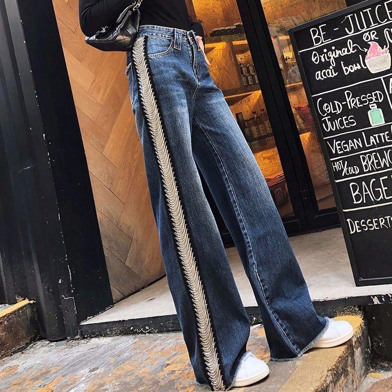 quần jean nữ lưng cao dáng ôm thời trang