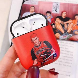 Cute Slam Dunk Shohoku Anzai Scrub Bluetooth Wireless Headset For Apple AirPods