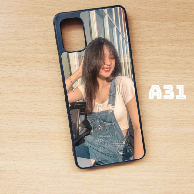 Ốp lưng Samsung Galaxy A31 in hình theo yêu cầu