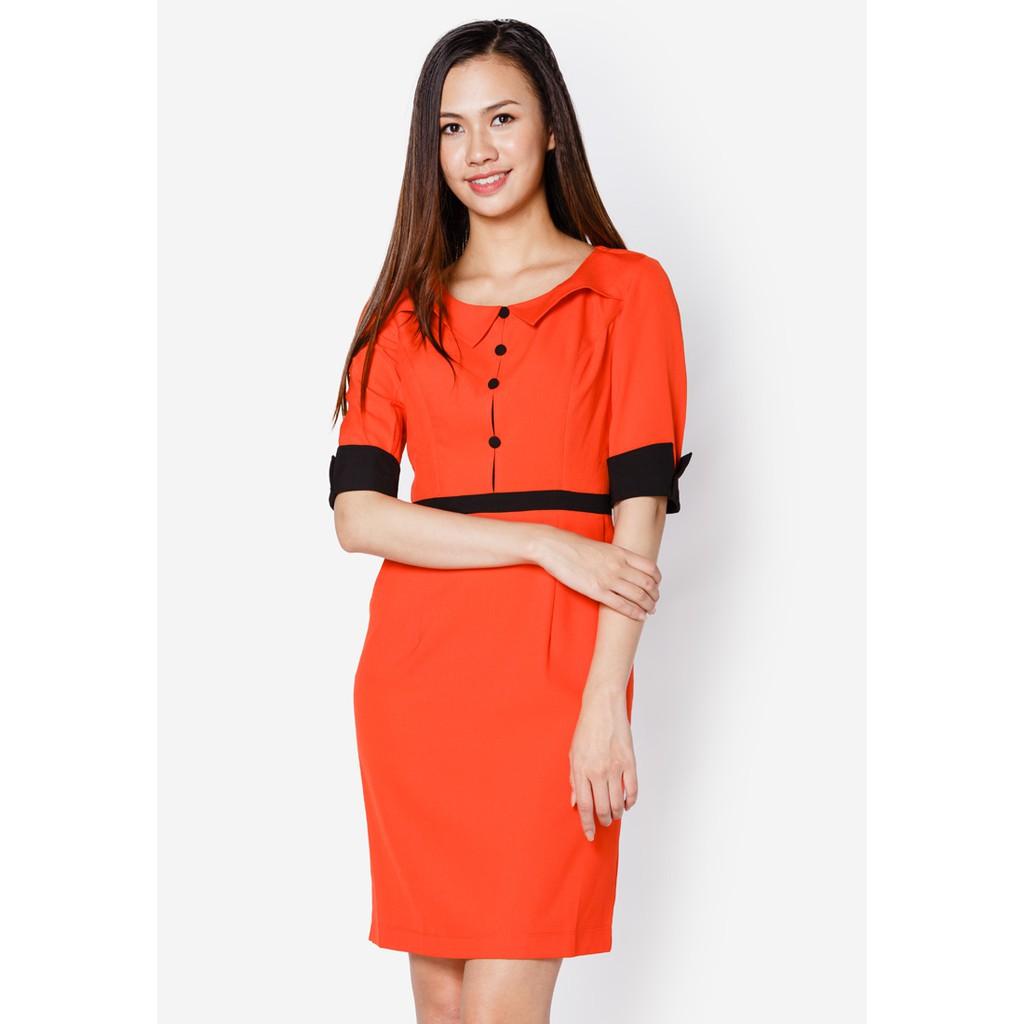 The One Fashion đầm DDY1741