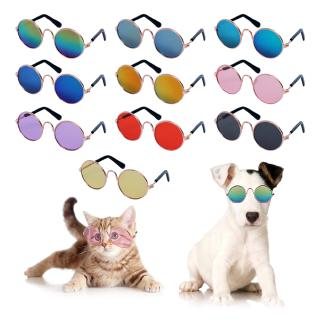 Fashion Pet Cat Glasses Dog Glasses Pet Products For Little Dog Cat Eye-wear Protection Sunglasses