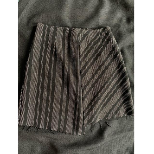 Thanh lý 95% | Chân váy cách điệu đen trắng (S)