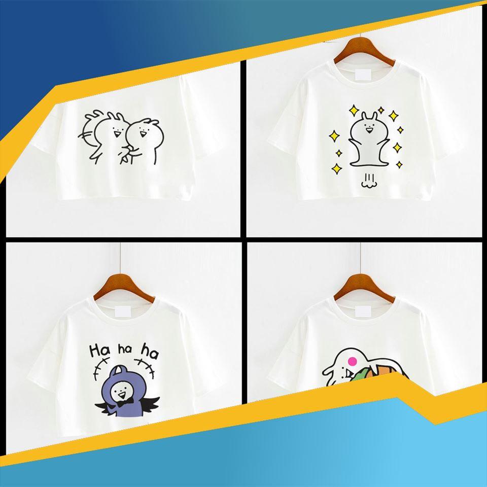 [SALE 50% OFF] I3732 Áo Thun Croptop Giá Siêu Sỉ , áo thun đôi, áo phông, áo thun