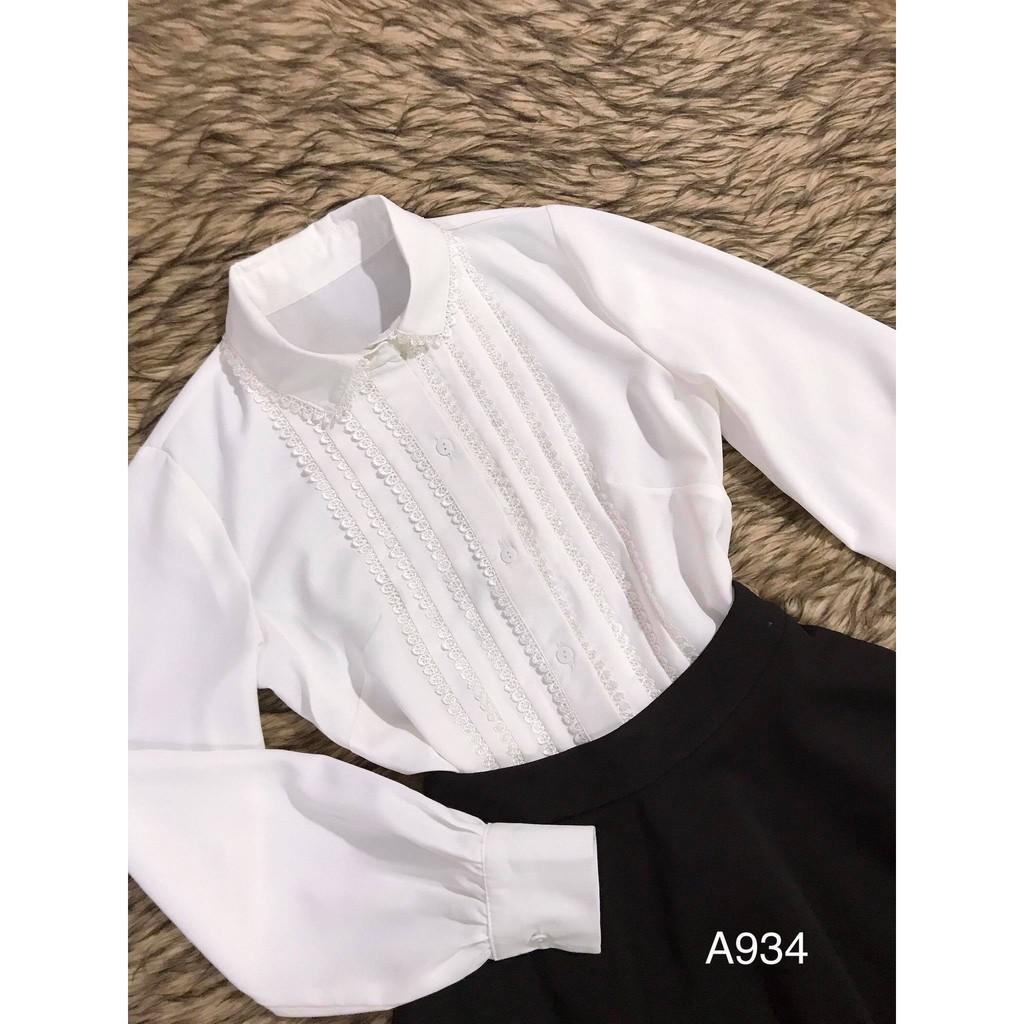 Sét đầm thiết kế cao cấp A934 - Bon_Shop (Kèm Ảnh Thật Trải Sàn Do Shop Tự Chụp)