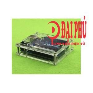 *linhkiendaiphu* Vỏ mika trong cho Arduino Uno R3