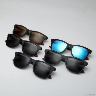 Men Sunglasses Driving Outdoor Glasses Square Goggle Eye-wear Accessories