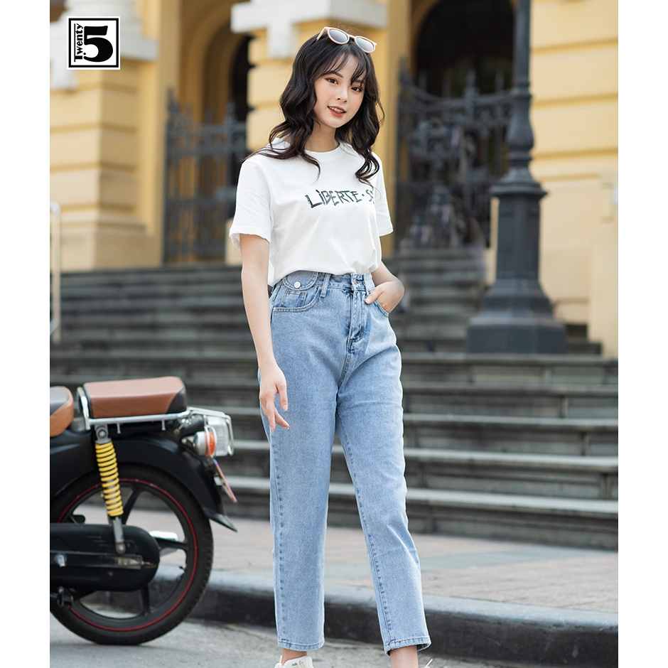 Quần jeans baggy 3154
