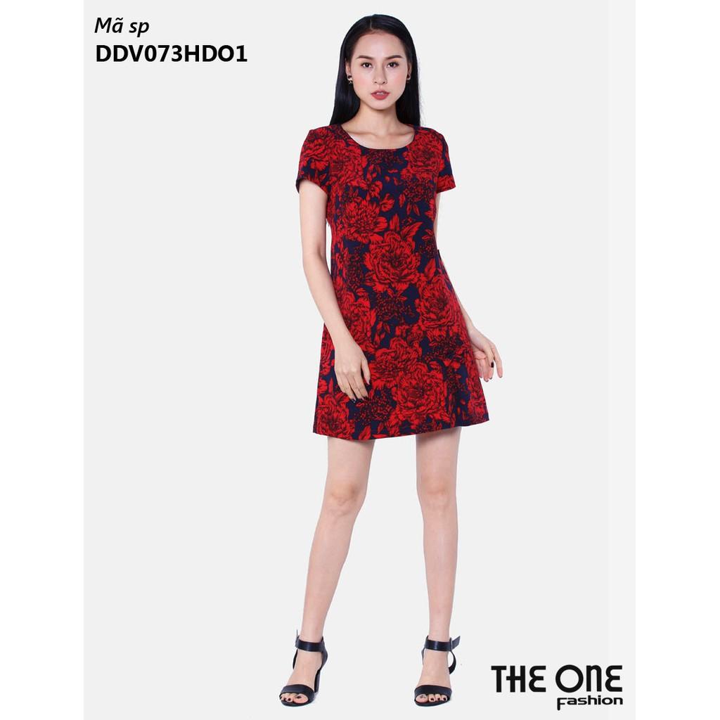 The One Fashion đầm DDV073