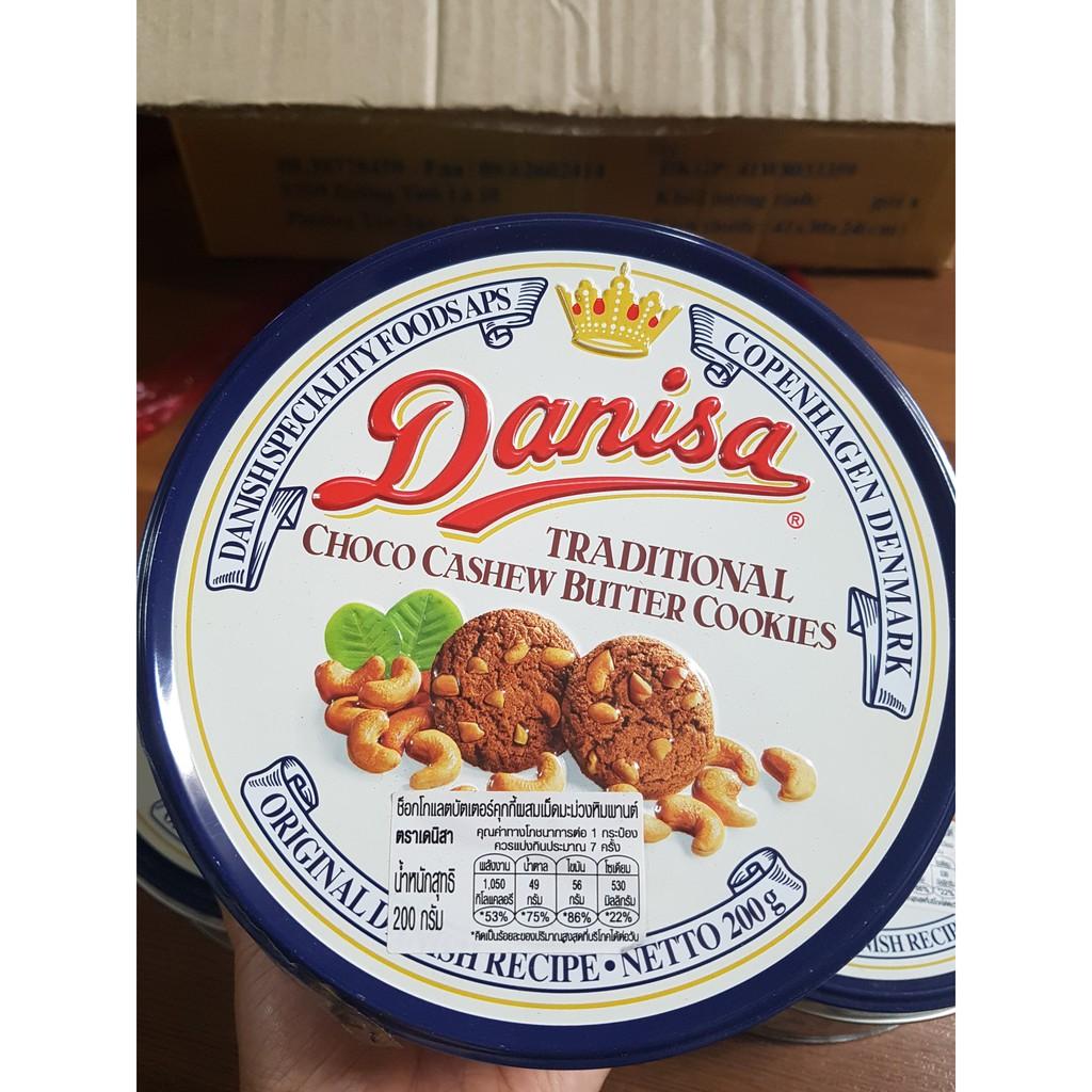 Bánh Danisa hạt điều 200g