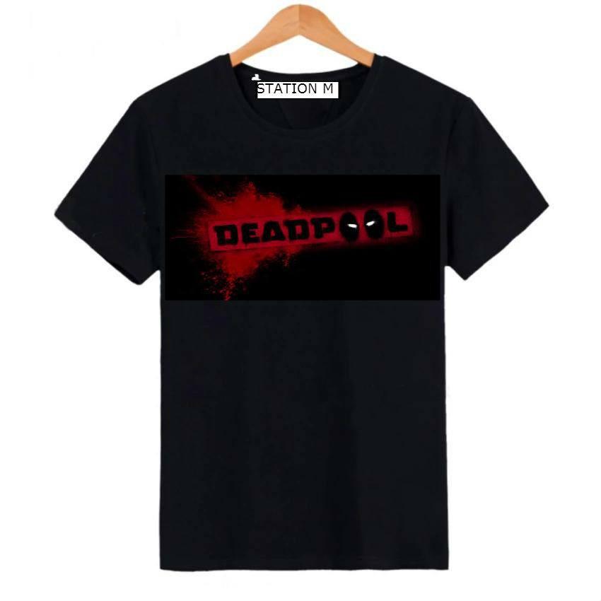 áo thun deadpool