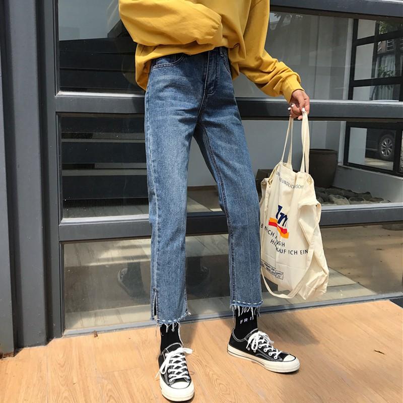 Quần jeans mỏng (order)