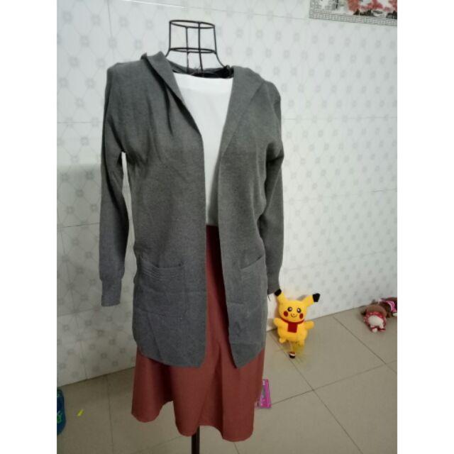 Áo len cardigan nữ