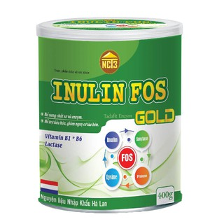 Sữa Bột Inulin Fos Gold Hộp 400g