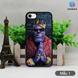 [Freeship 100K] Ốp điện thoại iPhone Marvel Avengers: Thanos