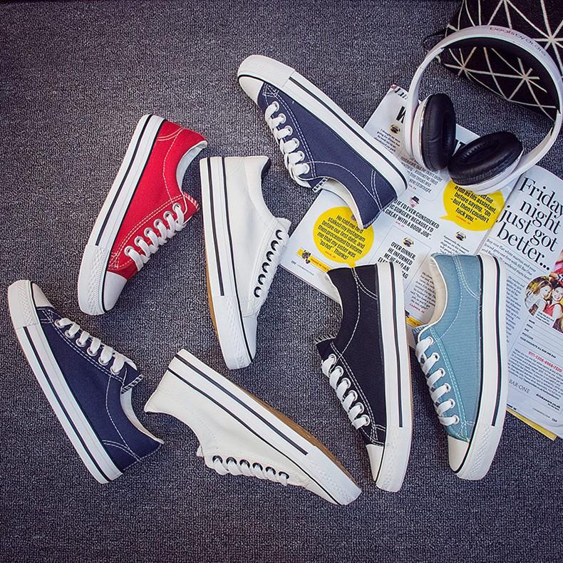 Giày thể thao dáng classic