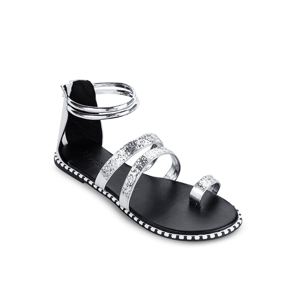 Sandal xỏ ngón kim tuyến Senta CV48