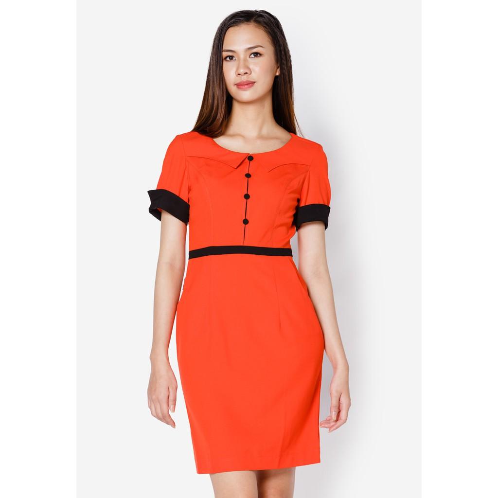 The One Fashion đầm DDY1743