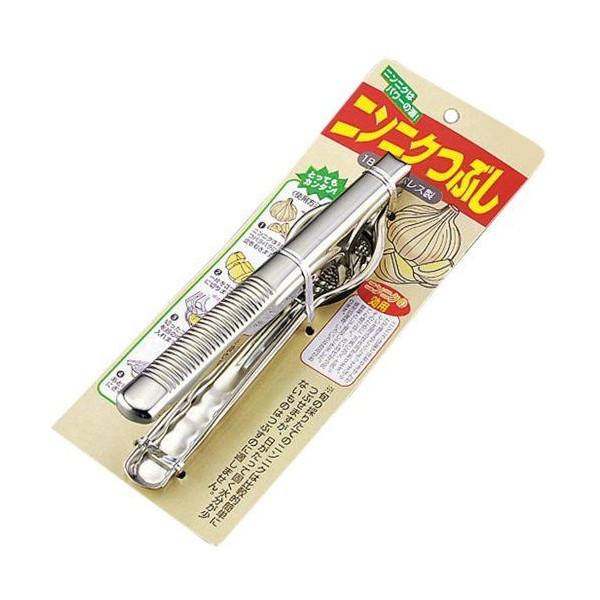 Dụng cụ ép tỏi bằng inox Nhật Bản
