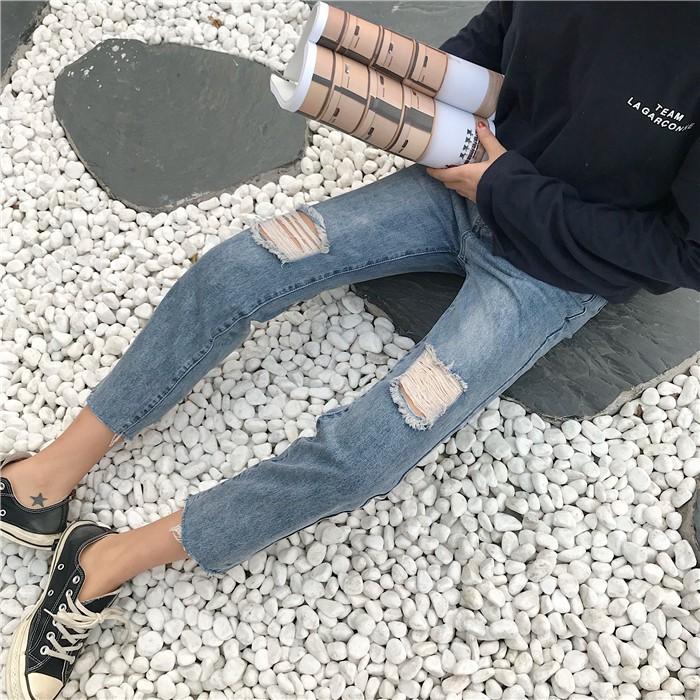 Quần jeans mã 06