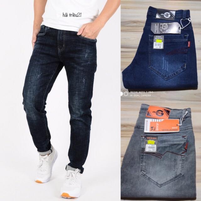 Quần jeans nam giản body 28-29-30-31-32