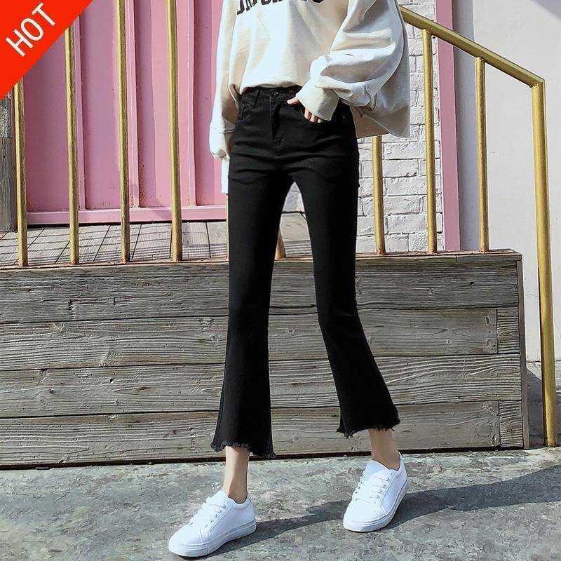 Quần Jeans Skinny Nữ Lưng Cao Thời Trang