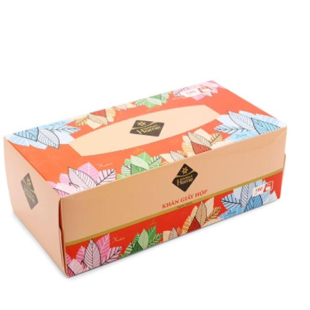 Khăn giấy hộp VinMart Home 180T