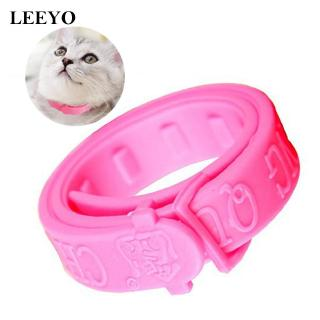 Anti Flea Cat Collar Flea Collars Anti Mosquito For Pets Soft Rubber  Pink Nice