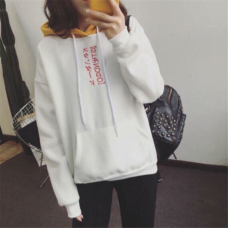 áo khoác chồng cổ, áo hoodie