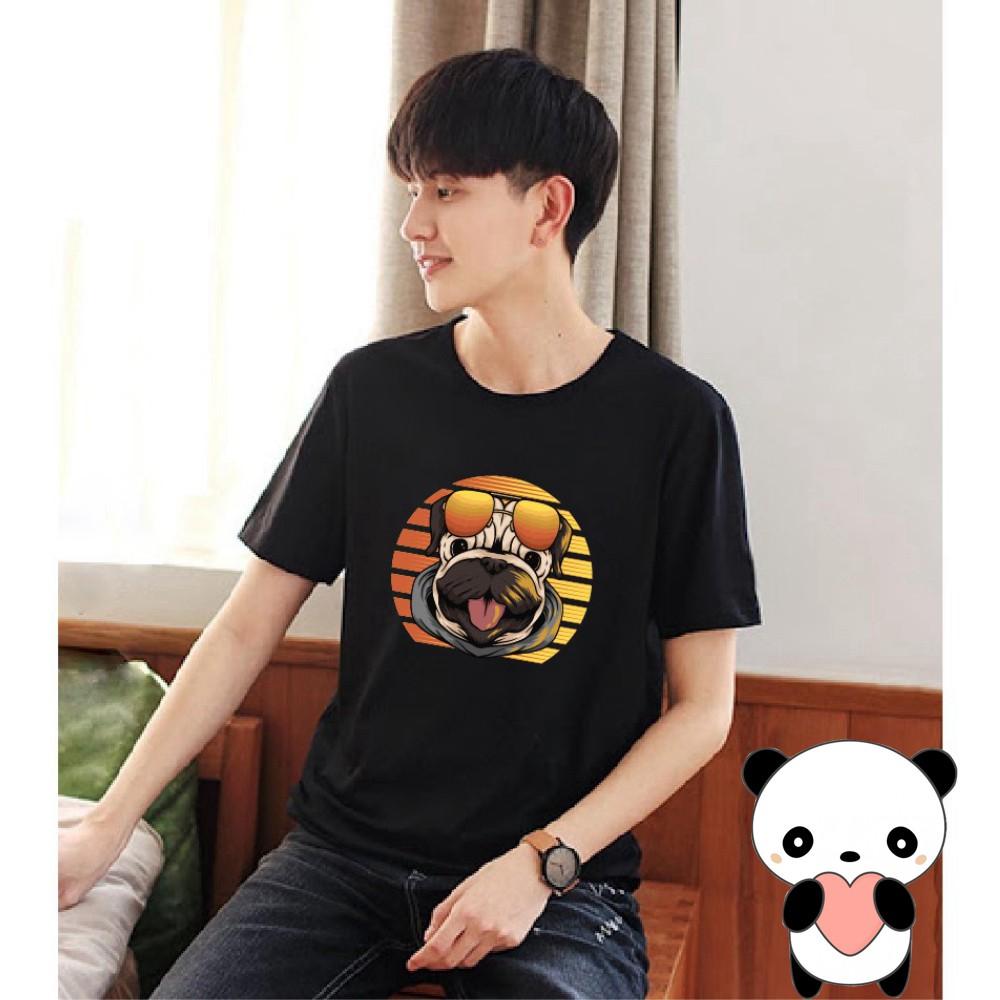 [sky] Áo thun cotton unisex form suông rộng hoạt hình Pubg mã 2020L0974 - áo thun chất, giá hs-sv - áo phông nam nữ