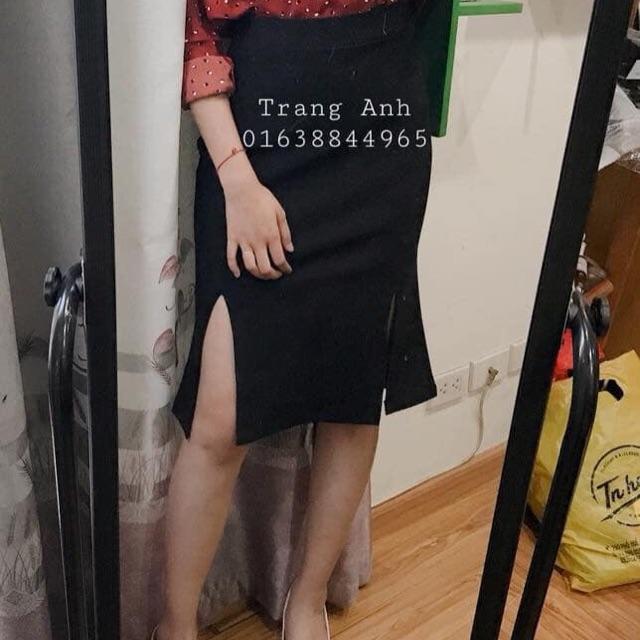Freeship 99k TQ_Chân váy bigsize