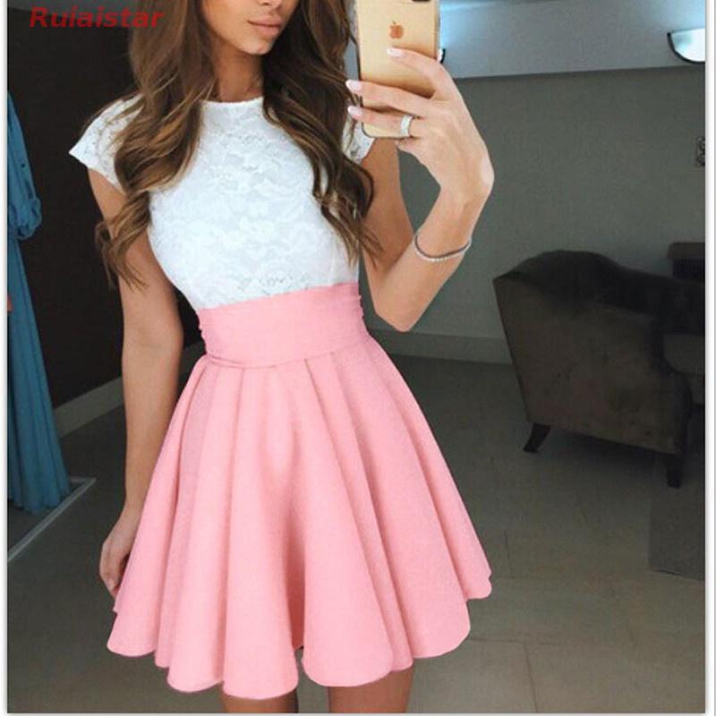 Đầm 2 Dây Màu Trơn Thời Trang đầm rộng đầm tay dài váy suông đầm chấm bi đầm boho đầm lolita váy lép đầm cổ vuông