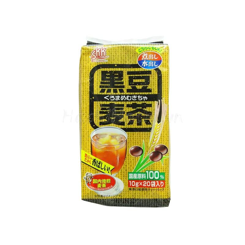 Trà lúa mạch đậu đen SKK 10gx20 gói