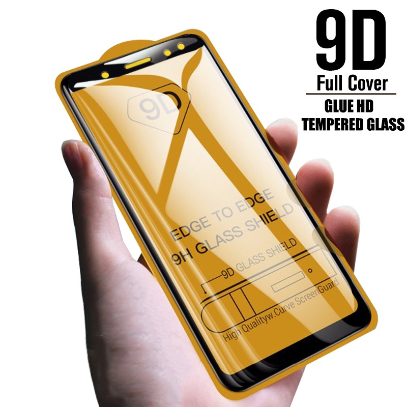 Hình ảnh 9D Full Cover Tempered Glass For Xiaomi Redmi Note 7 6 Pro Redmi Note 5 Pro Screen Protector For Redmi 4X 6A 5 Plus